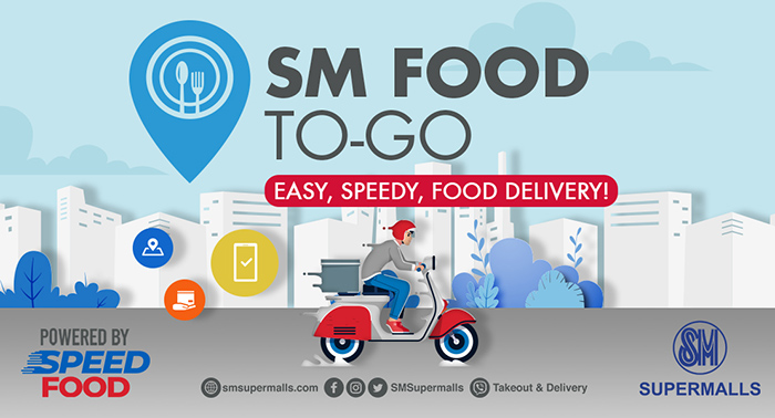 SM food to go Banner Ad